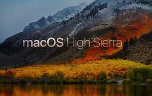Top 10 Things You Get With High Sierra
