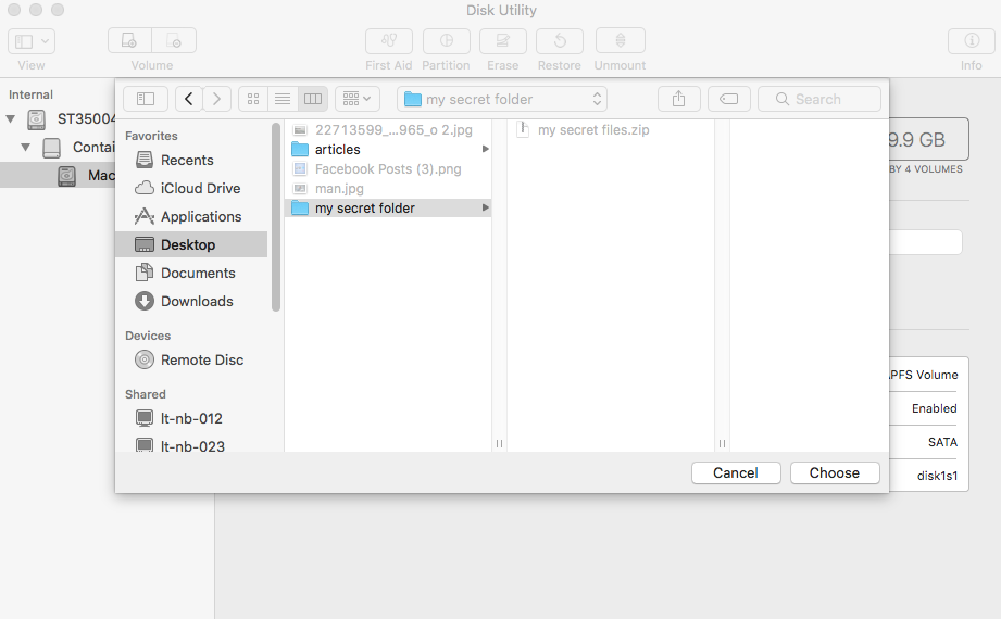 How to Protect Sensitive Files with Disk Utility - Blog - MacKeeper™
