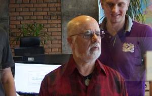 Jeff McKenna, the Agile Guru and the Scrum Coach Visits Kromtech Alliance Corp.