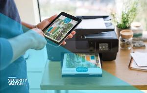 Printers as vulnerability