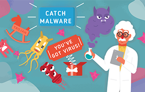 How Many Viruses, Malware, and Privacy Threats Are There?