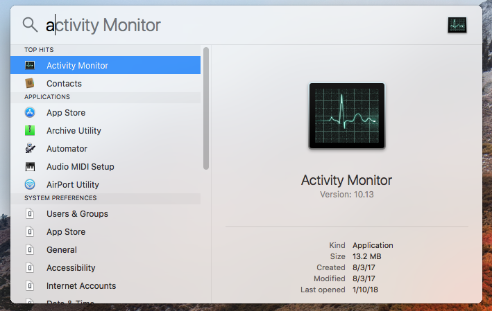 How to Use the Mac Task Manager – Activity Monitor - Blog