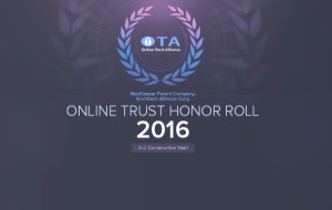 MacKeeper's parent company, Kromtech Alliance Corp., named to Online Trust Alliance Honor Roll 2016 for a second consecutive year