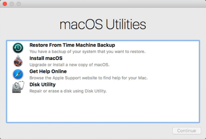 Step-by-step Guide to Reset Mac to Factory Settings - Blog - MacKeeper™
