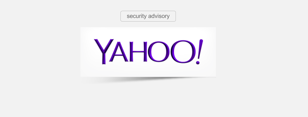 Yahoo Discloses Hack of 1bn Accounts